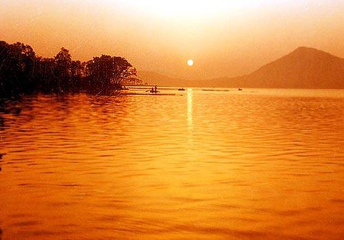 信阳市南湾湖