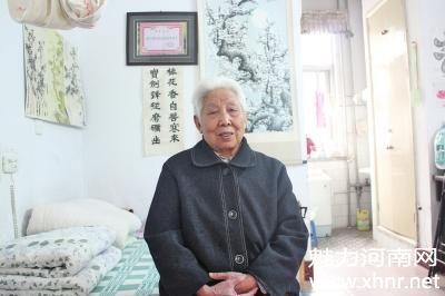 濮阳老太卖房捐款助学 被赞中国好奶奶