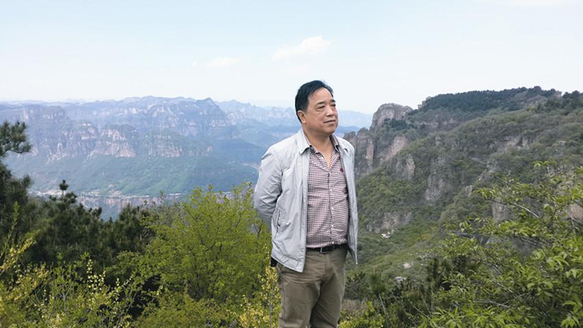 走进中国书法名家——熊新华
