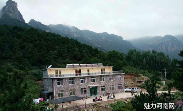罗姐寨景区泰和山庄度假村