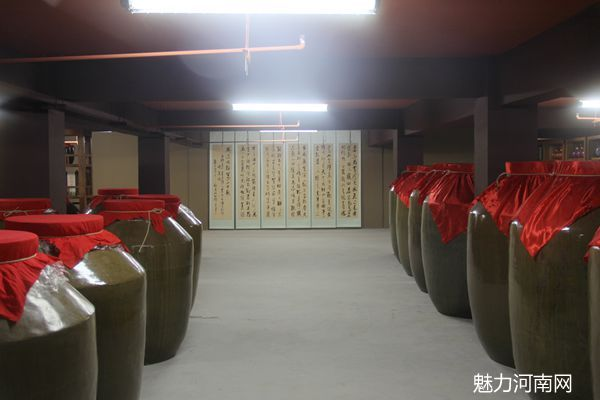 河南特产——龙清泉酒