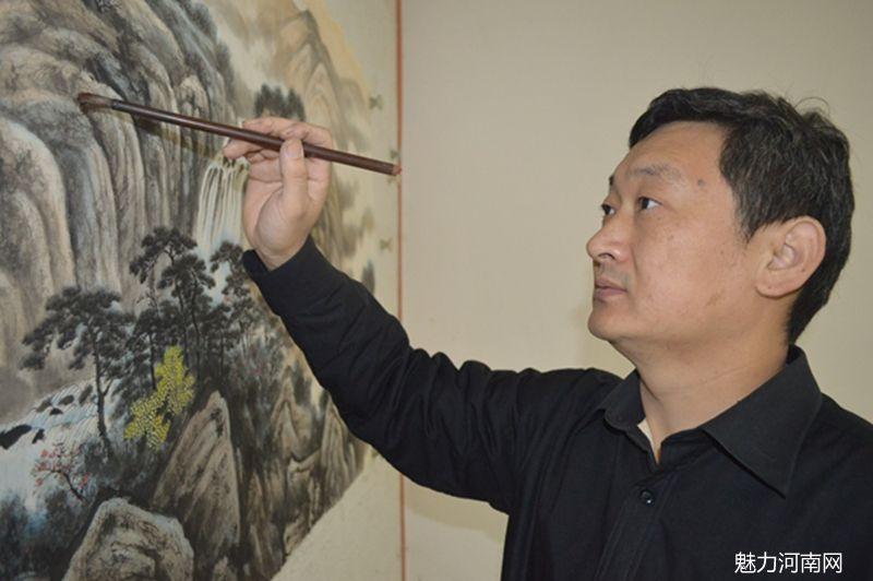 《守望传统》——论画家梁宝民绘画小记