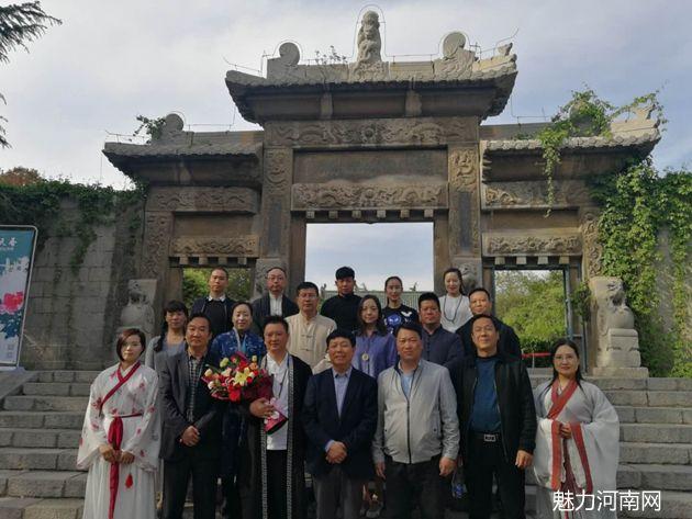 国乐天香·新乡潞王陵景区牡丹节潞琴雅集盛装举行